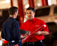 Snap-on Franchisees provide quality customer service