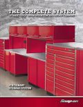Stationary Storage - professional tool storage, control and security - click to download PDF - 2.63 MB