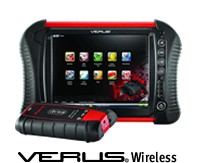 VERUS® Wireless Diagnostic & Information System