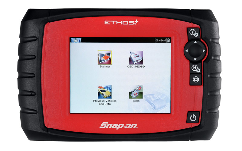 Ethos Plus Automotive Scan Tool Snap On Diagnostics