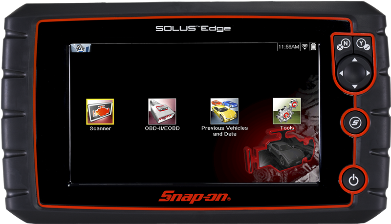 Bmw Software Update >> Snap-on Diagnostics: SOLUS Edge Full-function Scan Tool