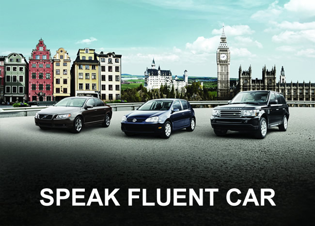 Speak Fluent Car