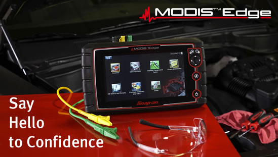 MODIS Edge, Say Hello to Confidence
