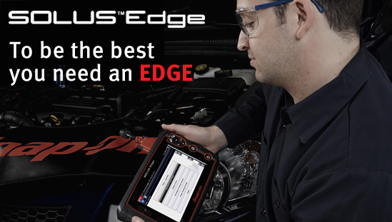 SOLUS Edge. To Be The Best, You Need an Edge.