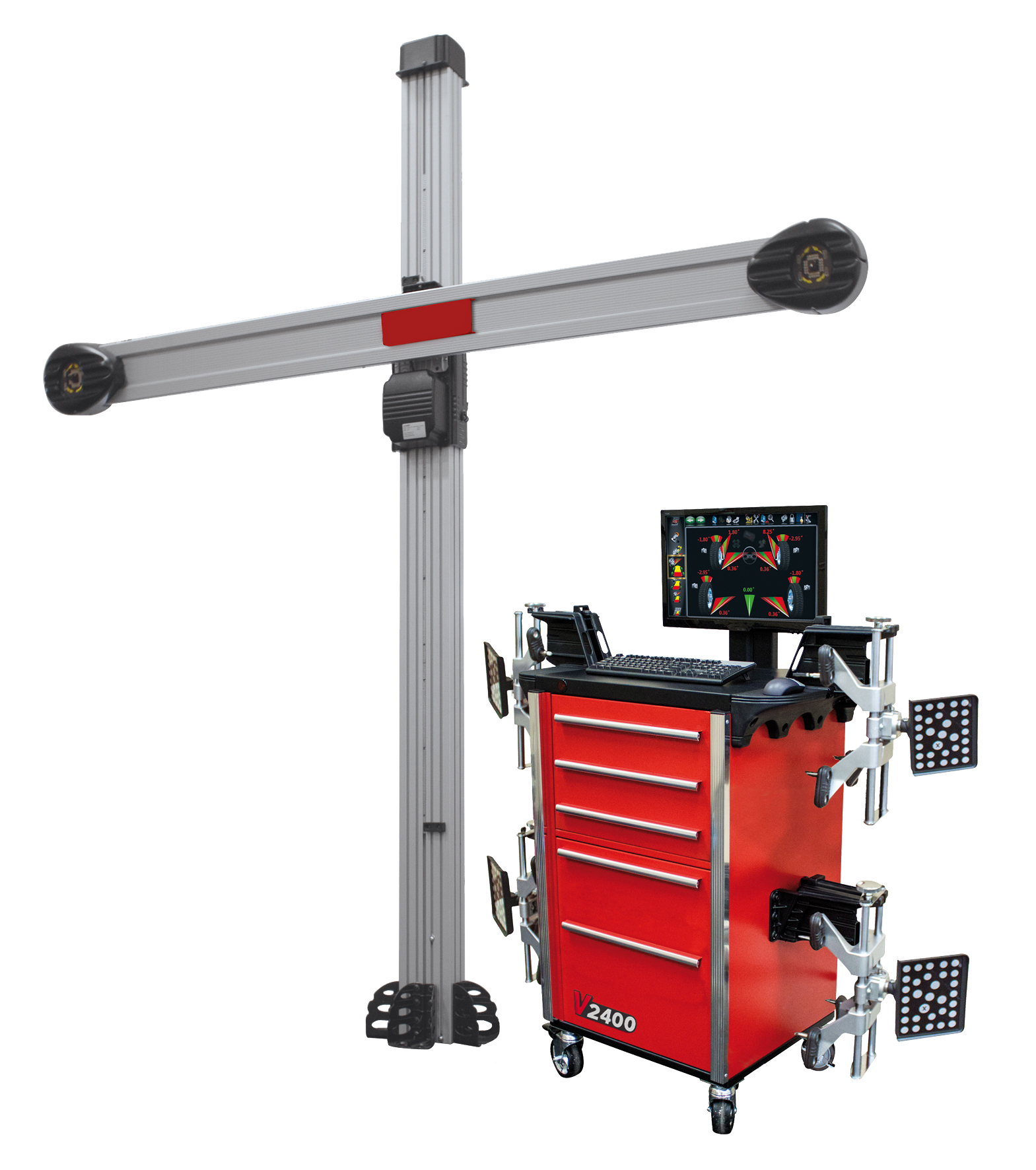 why invest in 3d four wheel alignment from sun