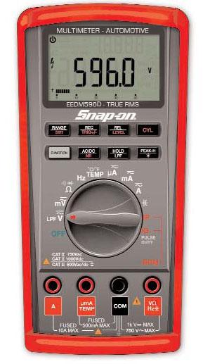 Snap On Multimeter : Snap on industrial meter certification
